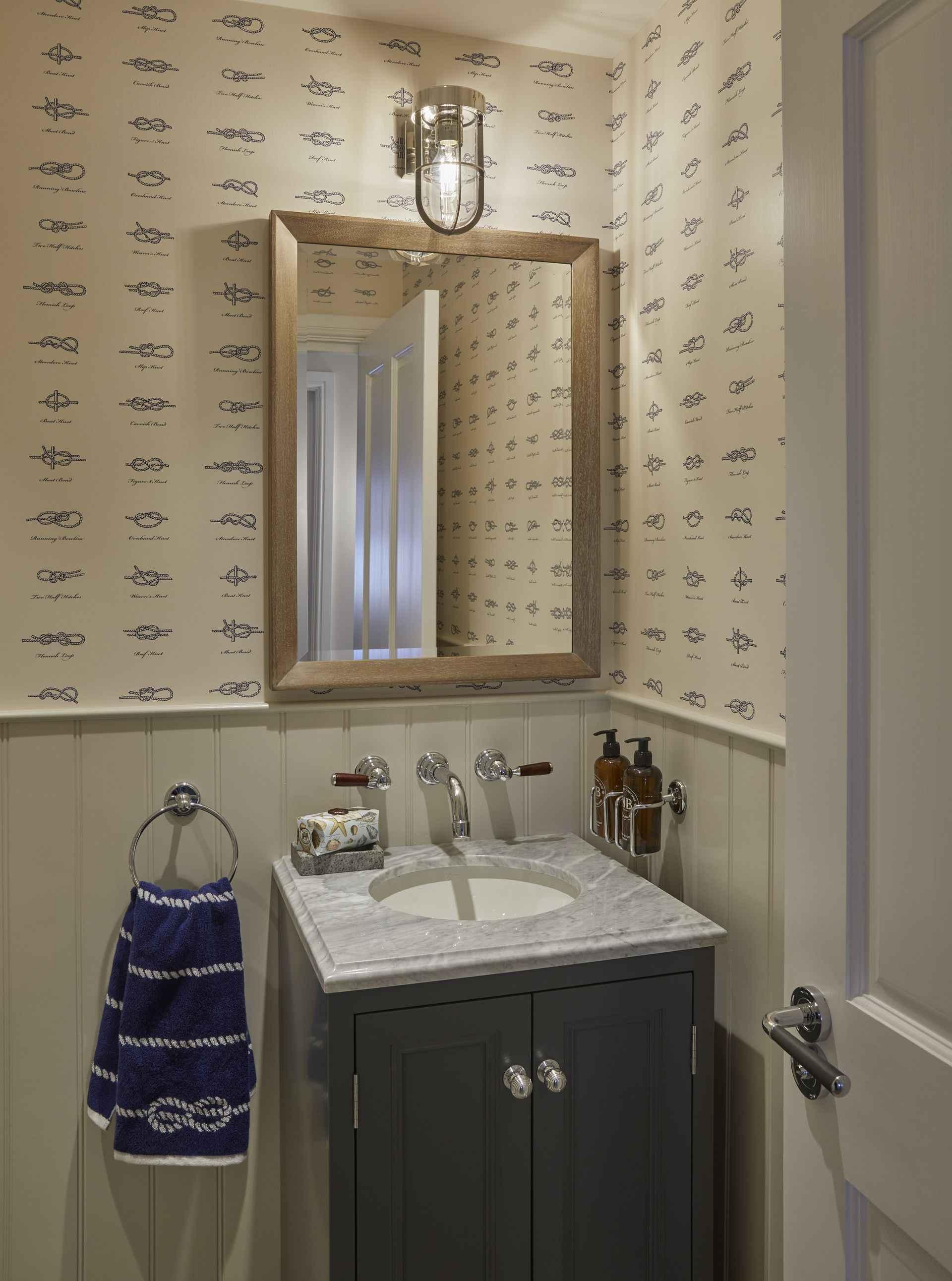 Mountain Ash House Bathroom